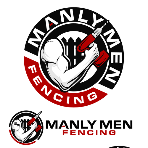 Manly MEN Fencing