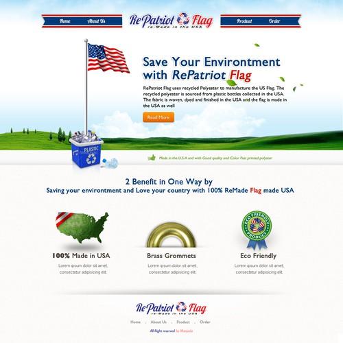 Re-Patriot Flag Company