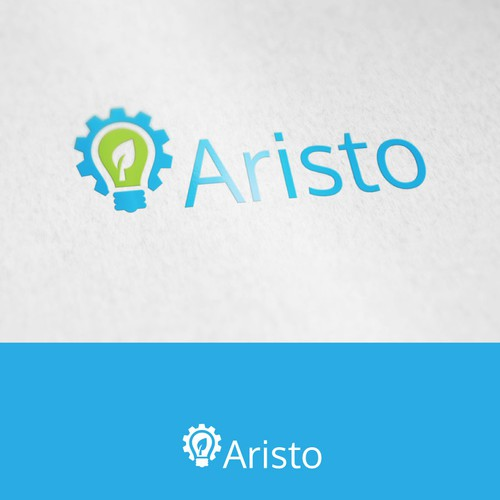 Artificial Intelligence system Aristo needs a modern, friendly logo!