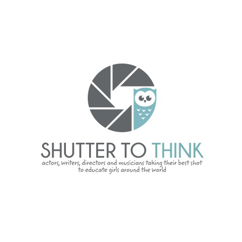 Logo needed for amazing project!!! Shutter To Think