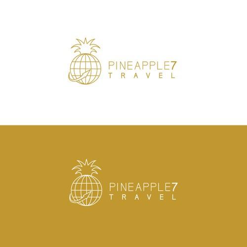 Luxury travel company logo