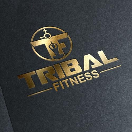 Logo for tribal fitness