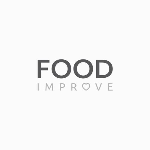 Custom logotype for Food Improve
