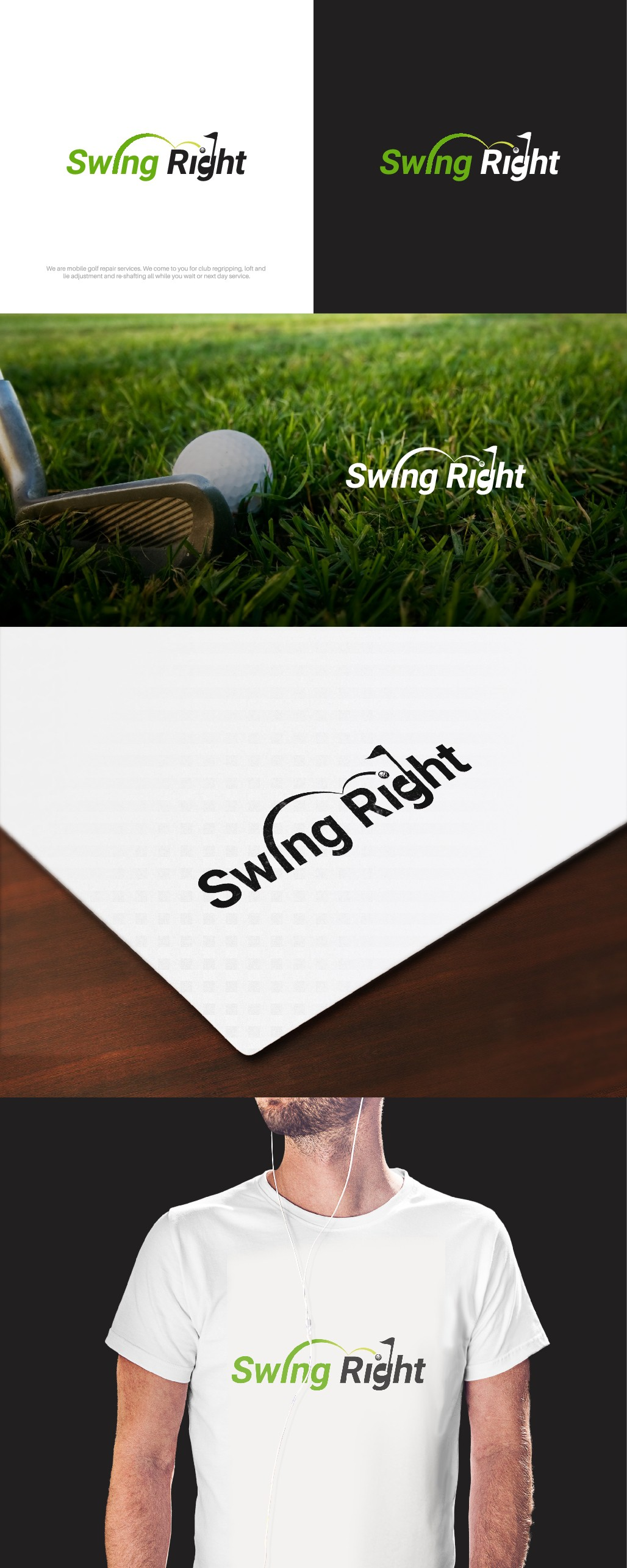 Swing Like The Best Or Go Home Mobile Fitting Services