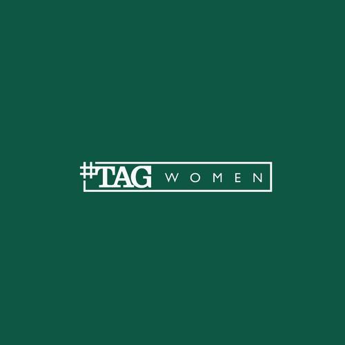 breakdown the women concept logo