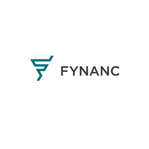 Logo for financial company