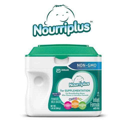 Logo Nourriplus