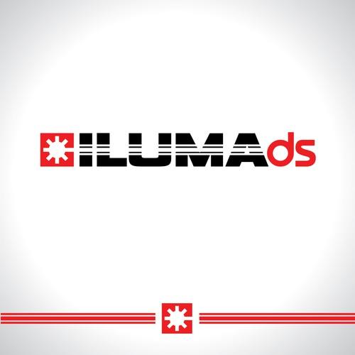 Iluma ds / logotype