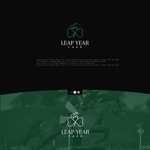 "Logo Design ""Leap Year"""