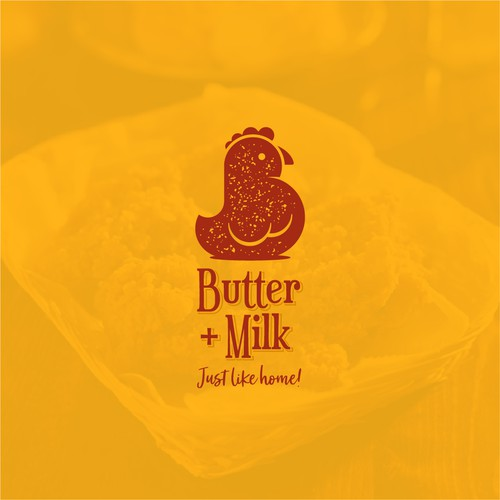 Concept for Butter + Milk