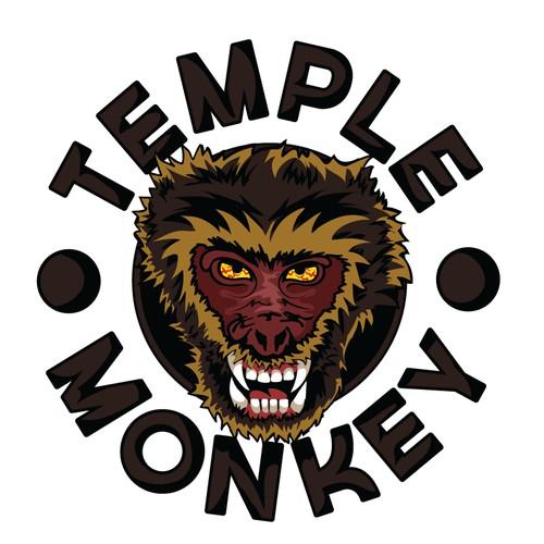 Design a hot logo for a progressive rock & roll band