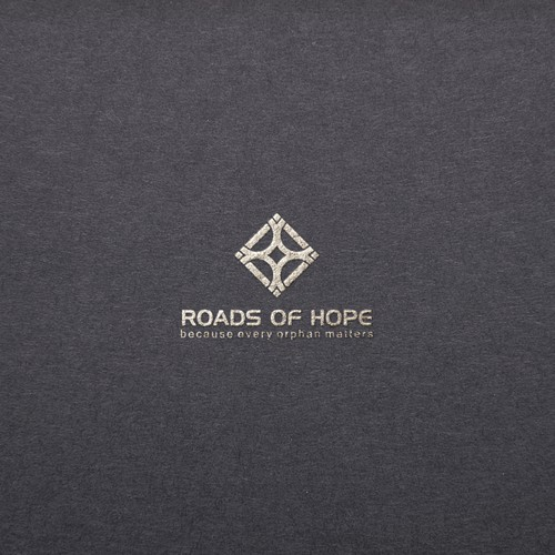 Help rescue ORPHANS from SEX TRAFFICKERS. Design a LOGO for Roads of Hope.