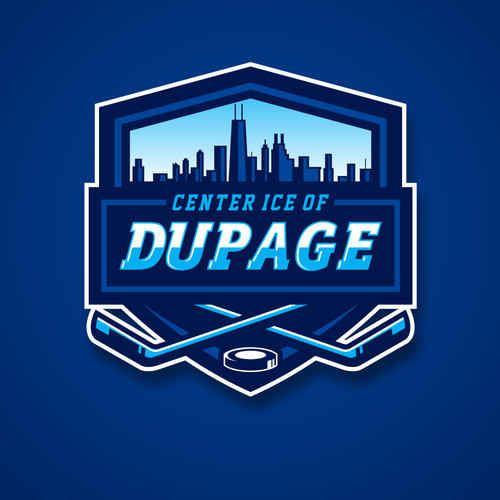 Sport logo for Center Ice of DuPage