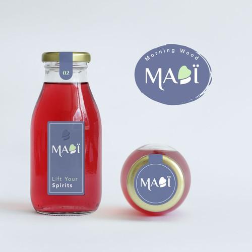 Mauby drink logo ( MABI)