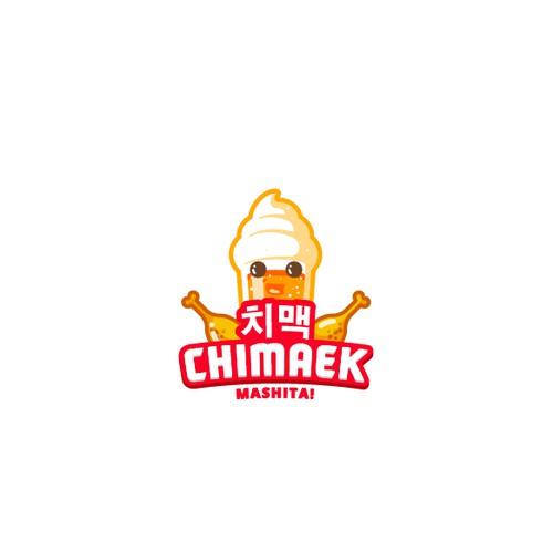 Logo for a korean fast-food chain