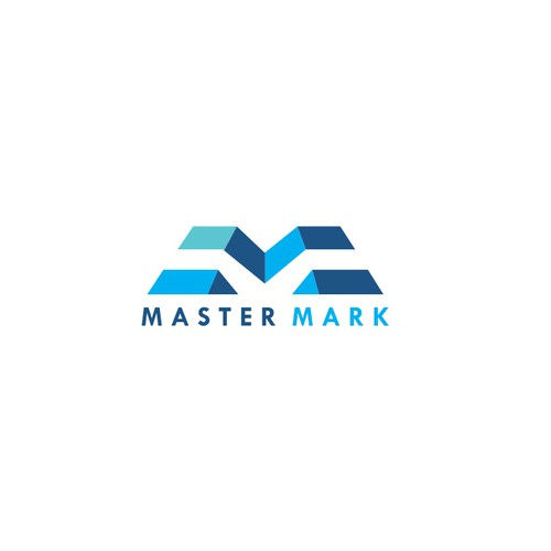 MasterMark Logo Design