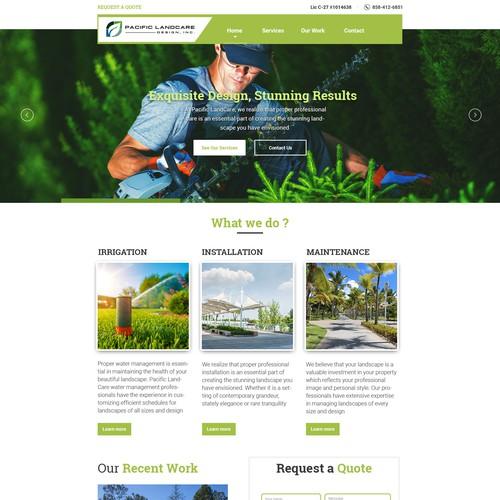 Pacific Land Care Design, Inc.