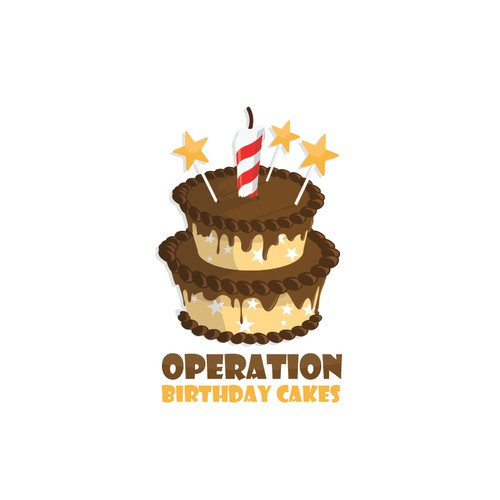 Youthfull logo for an organisation that provides homeless children with cakes.