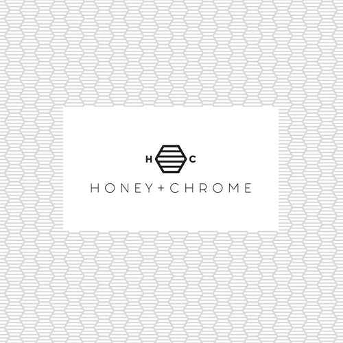 logo concept for high-end haircare products