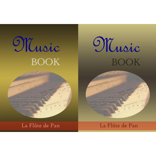 Cover for Music Book