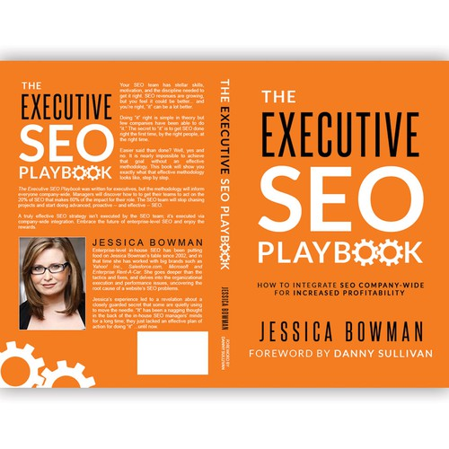 Book cover for SEO book
