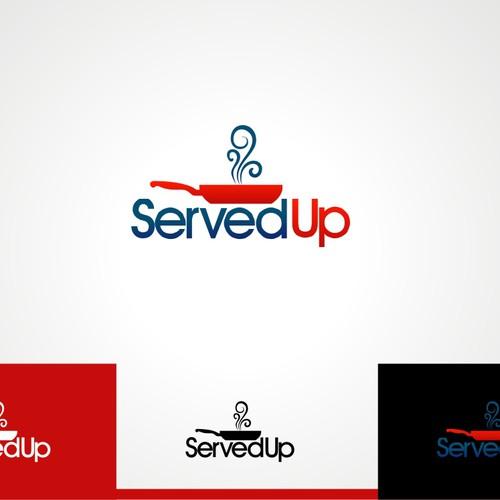 served up