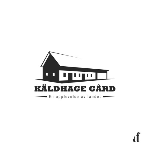 Logo Concept for a Country Side Cafe