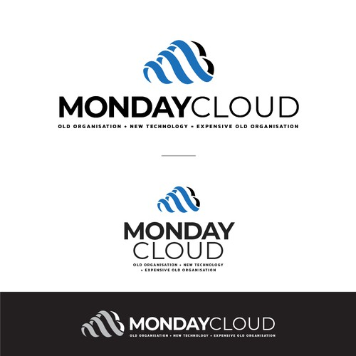 Monday Cloud - LOGO
