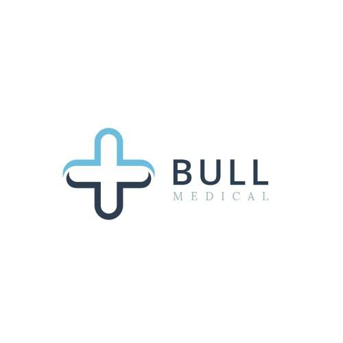 Clever logo for Bull Medical