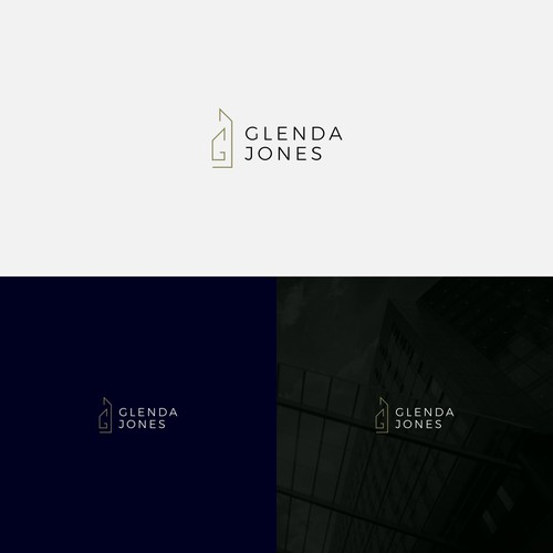 Professional, minimalism, eye catching logo for Toronto real estate agent