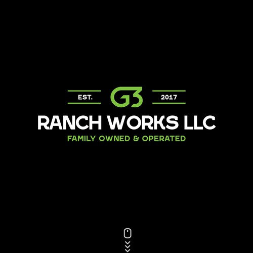 Logo for G3 Ranch Works LLC