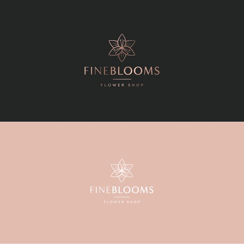 Logo for Fine Blooms