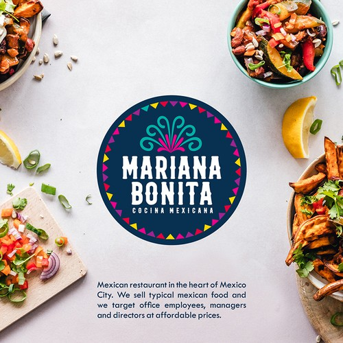 Logo for Mariana Bonita