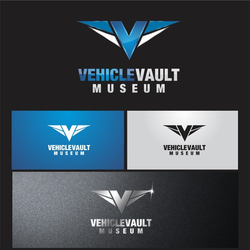 logo for Vehicle Vault Museum