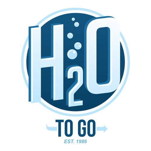 Local, folksy, efficient - H2O To Go is looking for the right re-branding Designer