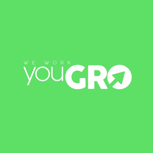 """Submission for the """"YouGro"""" logo competition"""