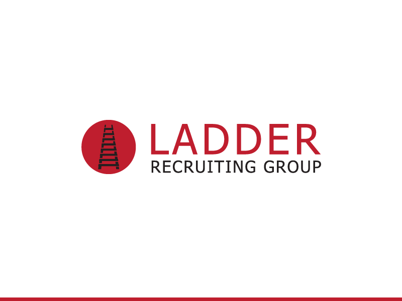 Create the next logo for Ladder Recruiting Group