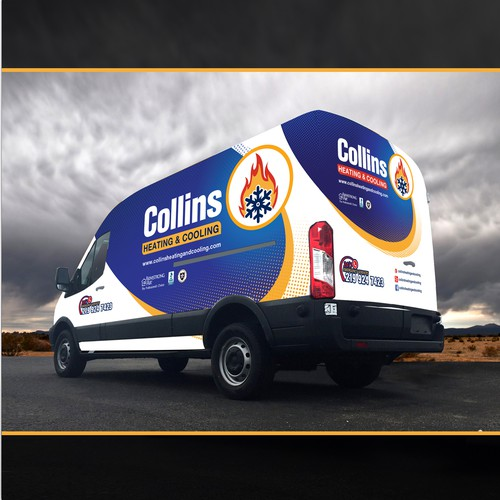 Collins Car Wrap