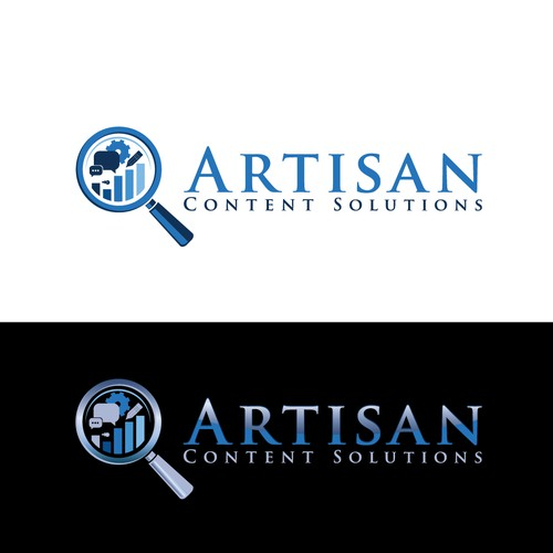 Artisan worthy logo for Artisan Content Solutions