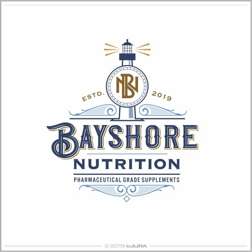 Logo for Nutrition Store