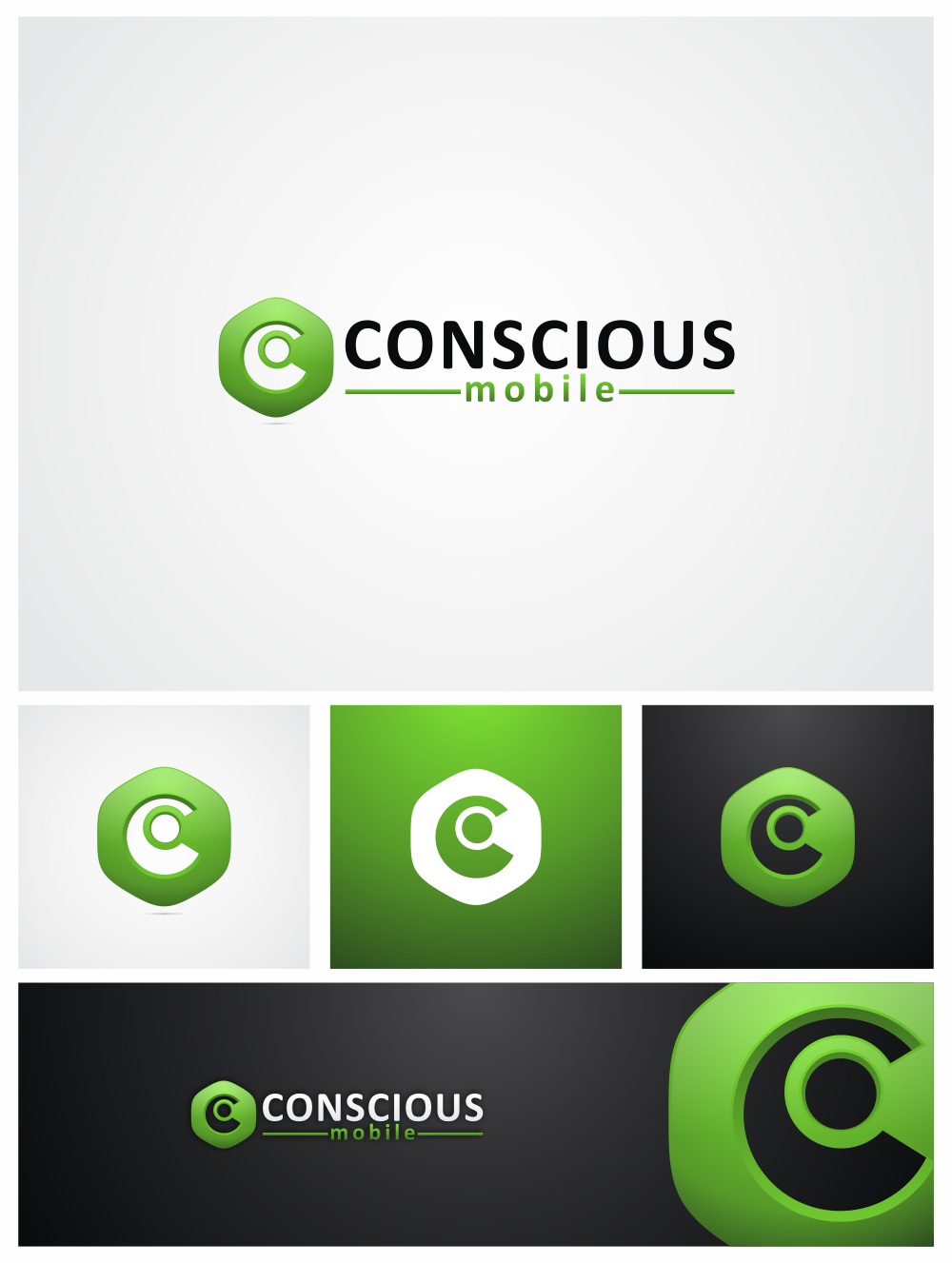 New logo wanted for CONSCIOUS mobile