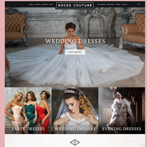 FASHION DESIGNER NEW WEBSITE