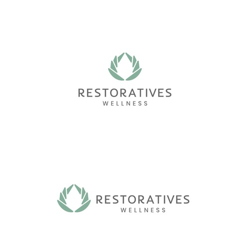 Logo for a skincare company