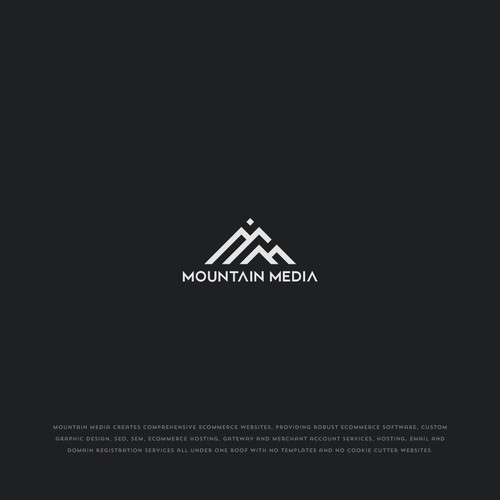Mountain Media Logo