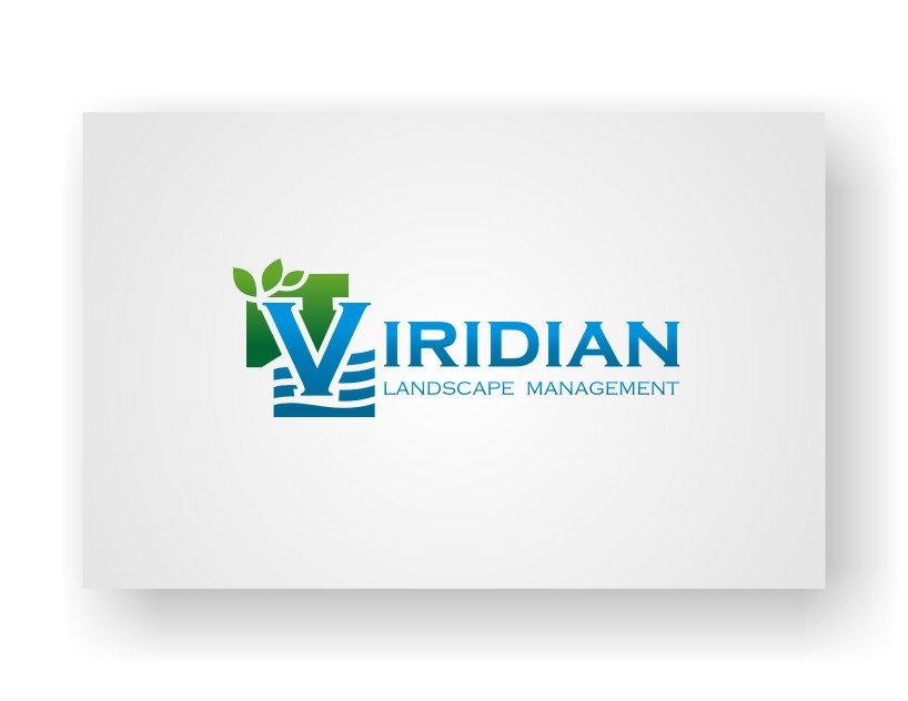 New logo wanted for Viridian Landscape Management