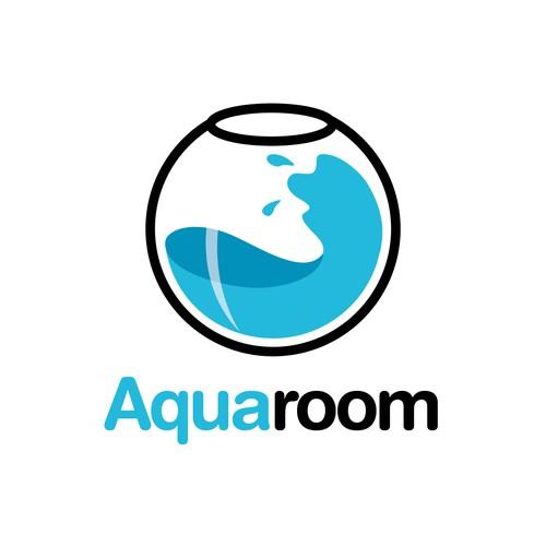 Logo for High-End Aquariums