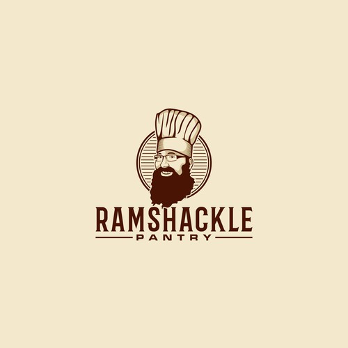 logo for ramshackle pantry