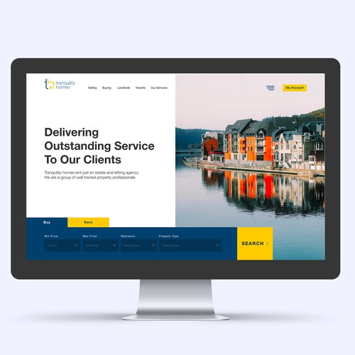 Property Company Website