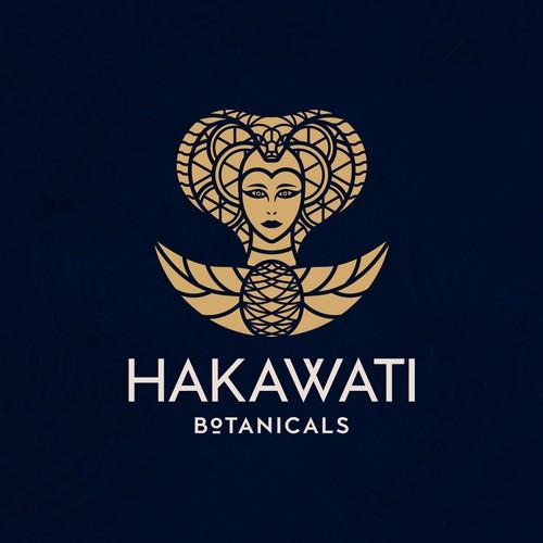 Stylish logo for herbalist community