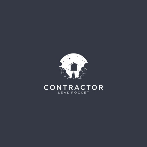 logo concept for contruction
